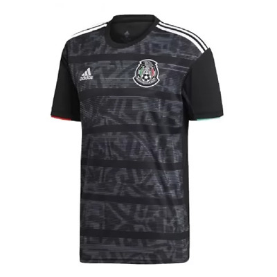Gold Cup 2020.Mexico Home Soccer Jersey 2019 2020 Season Gold Cup