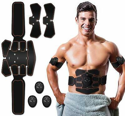 Abs Stimulator, Muscle Toner - Abs Stimulating Belt- Abdominal Toner- Training D