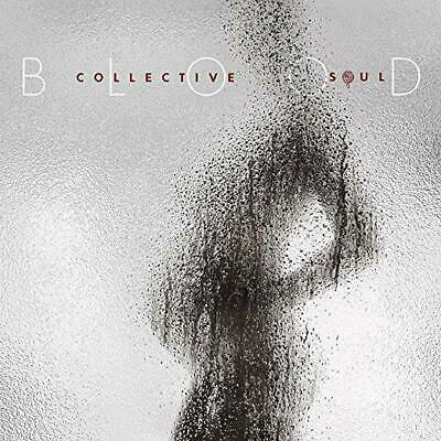 Collective Soul Cd - Blood (2019) - New Unopened - Rock - Fuzze-Flex