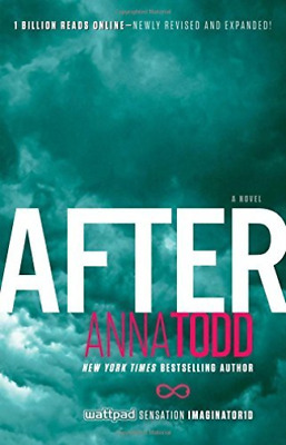 Todd Anna-After (US IMPORT) BOOK NEW