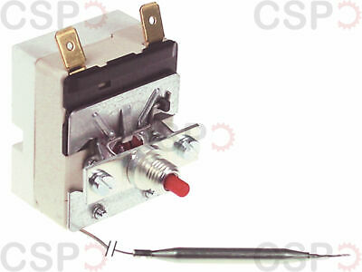 Safety Thermostat Switch-Off Temp. 135°C 1-Pole 16A Probe D 6Mm Probe L 77Mm