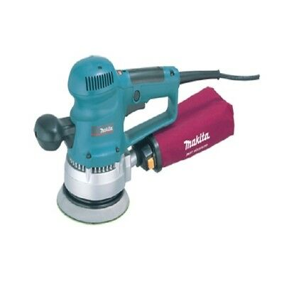 Makita BO6030 Orbital Sander 150mm 310 Watt In Cardboard Box 110v or 240v