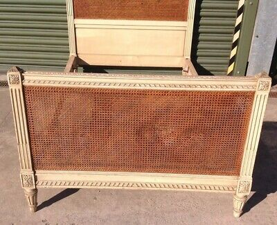 Antique French Bed for Restoration