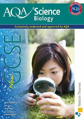 Aqa Science - Biology by Fullick, Ann
