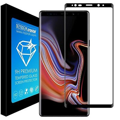Samsung Galaxy Note 9 Tempered Glass Film Screen Protector Curved Full 3D
