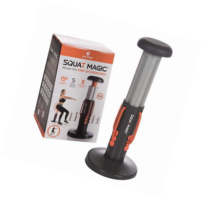 Squat  by New Image – The Original Assistant Unisex Lower Body and Core Workout