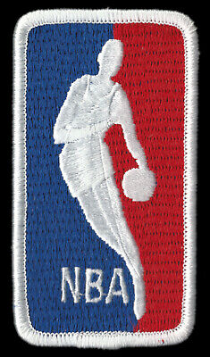 "1980'S Nba National Basketball Association Vintage 3.5"" League Logo Patch"