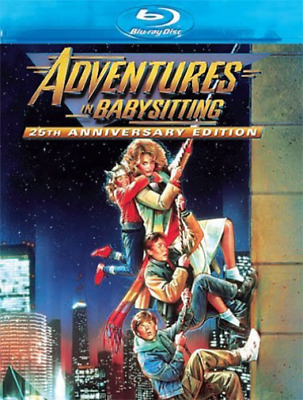 COMEDY-Adventures In Babysitting (US IMPORT) Blu-Ray NEW