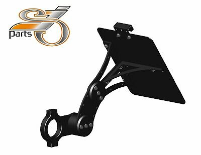 BUELL XB-9 XB-12 Side Mount Number Plate Holder Xb9 Xb12 with