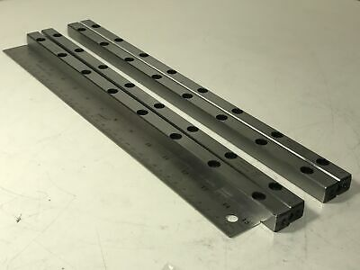 Cross Roller Linear Bearing Slide Way Set, NB NV6400 UP Ultra Precision, 275mm