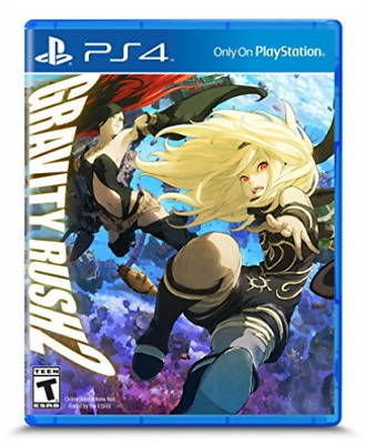 Gravity Rush 2-Gravity Rush 2 (Us Import) Game New