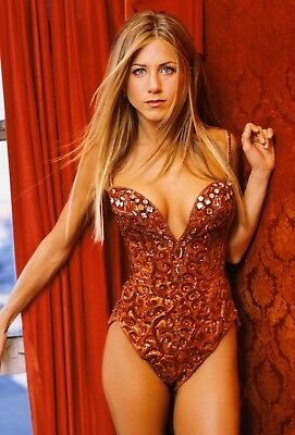 Jennifer Aniston (2) 4x6 Glossy Photos