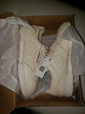 ADIDAS YEEZY POWERPHASE Calabasas Core White CQ1693 Size 7