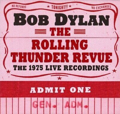Bob Dylan - The Rolling Thunder Revue: The 1975 Live Recording CD (14) Col NEU