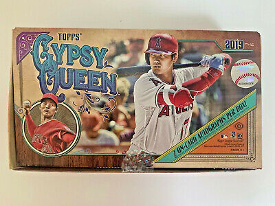 2019 Topps Gypsy Queen Baseball You Pick- Free Shipping Base Inserts Parallels