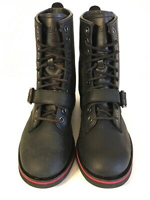 0b091742999 JOHN WEINKAUF CUSTOM Lace-up Packer Boots 8.5D Hand Made and Hand ...
