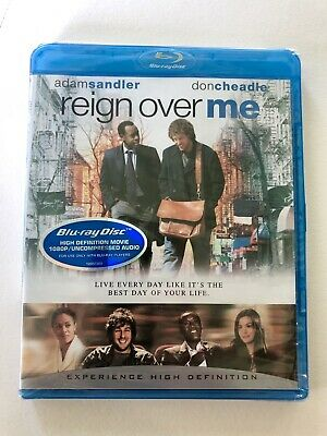 Reign Over Me [New Blu-ray] Ac-3/Dolby Digital, Dubbed, Subtitles Widesc Sealed