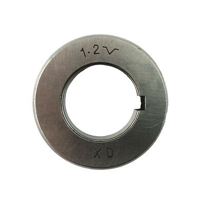 Unimig Roller V Groove 1.2mm-1.6mm 40mm OD and 22mm ID - Suits KT50 - Steel Wire