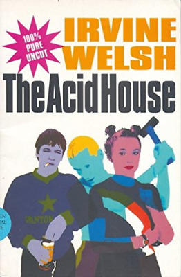 Welsh Irvine-Acid House (US IMPORT) BOOK NEU