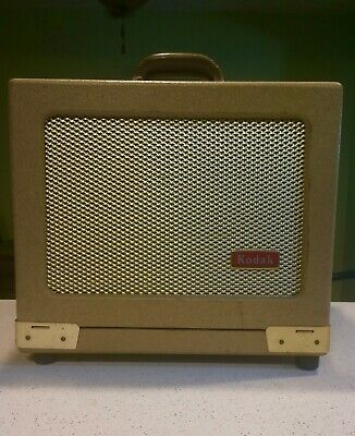 Vintage Case for Kodak PAGEANT Sound Projector Model 8K5 Empty / No Projector