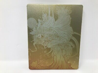 Final Fantasy Type 0 HD Steelbook NO GAME