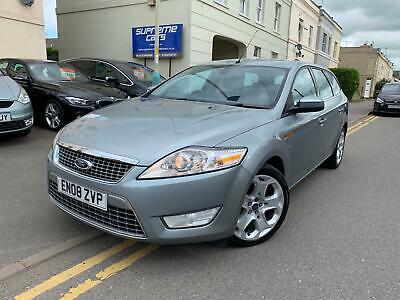 FORD MONDEO 2.0TDCi 140 AUTOMATIC,2008 TITANIUM X,ESTATE,IMMACULATE,LOW MILES