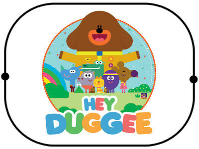 X2  Hey Duggee car sun / sunshine shade sunshade