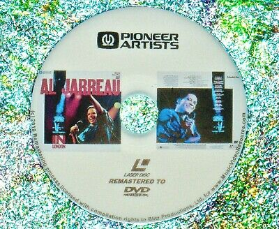 Al Jarreau in London  Wembley, England (1984) (Remastered from LaserDisc to DVD)
