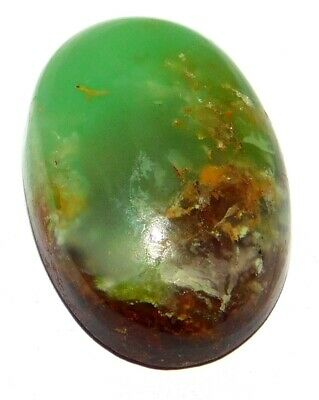 Chrysophrase Natural Loose Gemstone Cabochon Lot Green Oval 31Cts. 27x18MM 28520