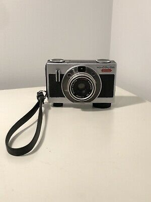 Vintage Ricoh Hi-Color 35mm Film Camera Rikenon MADE IN JAPAN