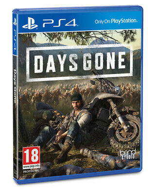 Sony PS4 Days Gone