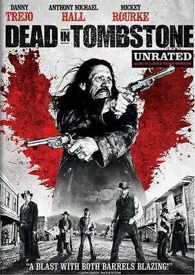 Dead in Tombstone (DVD, 2013) i Unrated New Dany Trejo