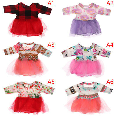 18 inch doll princess dress doll clothes dolls accessories for girl best ODUS