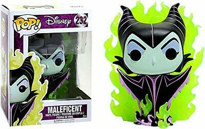 Funko Pop! Disney: Maleficent (Flame) Special Edition #232 *Uk Stock -Free P+P*