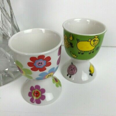 MAXWELL WILLIAMS - Egg CupS x 2- preloved