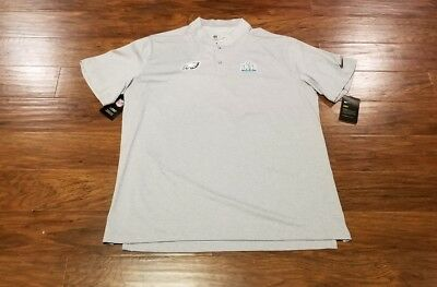 e256713d855 Philadelphia Eagles Nike Super Bowl Bound Media Night Performance Polo  Xlarge