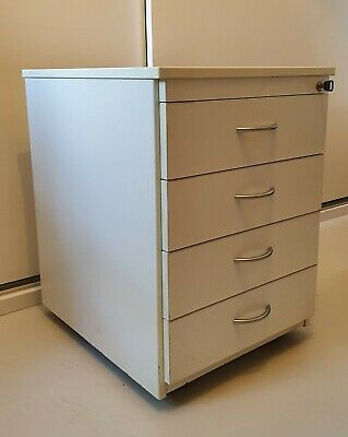 Office drawers (lockable) - Three available individually or as a lot.