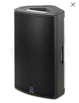 2 x Turbosound Milan M15 1,100 Watt Powered Loudspeaker