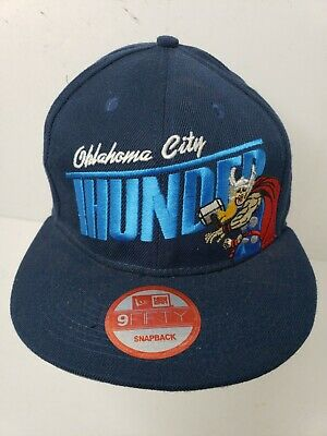 new arrival c0743 87c10 RARE New Era 9FIFTY Oklahoma City Thunder
