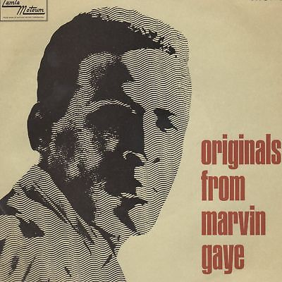 Marvin Gaye Originals From EP Tamla Motown TME 2019 Soul Northern Motown