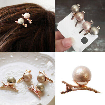 Pearl Hair Clip Bobby Pin Hairpin Hair Accessory Jewelry Gift Women Fashion