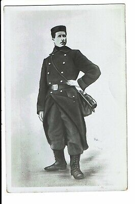 CPA - Carte Postale Belgique - Photo d'un militaire.. VM3380