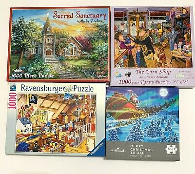 DIY Susan Brabeau The Warm Scent of Home 1000pc Jigsaw Puzzle Hobby Hobbies Sunsout
