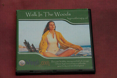 Walk in the Woods Hypnotherapy CD by Wendi Friesen CCHT of WENDI.COM