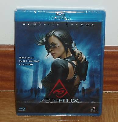 Aeonflux Aeon Flux Blu-Ray Neuf Scellé Action Charlize Theron (sans Ouvrir)