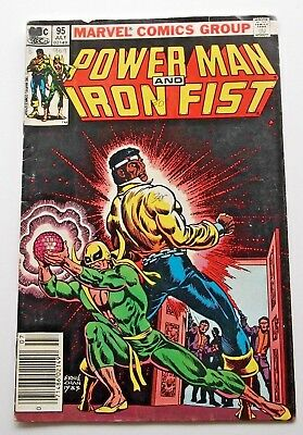 🔥Marvel Comics Presents Stan Lee's Power Man & Iron Fist Early Issue # 95 🌟