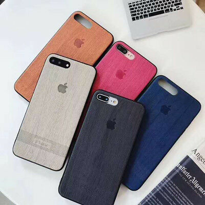 Original Leather Case For iPhone Xs Max XR X 7 8 Plus Genuine PU OEM Cover Logo