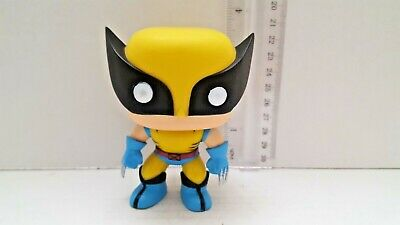 Funko Pop Marvel: Marvel Universe - Wolverine Vinyl Bobble-Head Item #2277