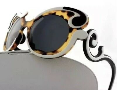 9171225b9cb3 New In Box Prada Minimal Baroque Sunglasses Spr23N - Sold Out And Very Rare