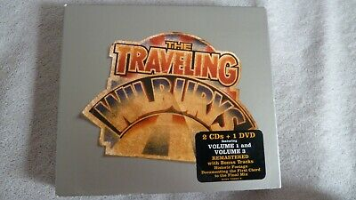 The Traveling Wilburys Collection (Rhino 2007  2CD's + 1DVD) in very good cond.